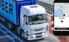 Сервис для грузоперевозок Uber Freight