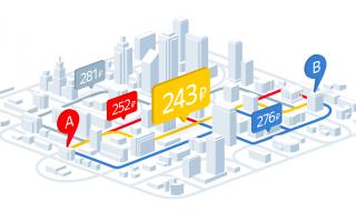 Как самостоятельно рассчитать стоимость заказа в Яндекс GO Такси