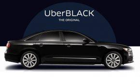 Условия работы и цены тарифа Uber Black