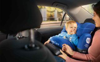 Как водителю подключиться и работать на тарифе Детский в Яндекс Такси