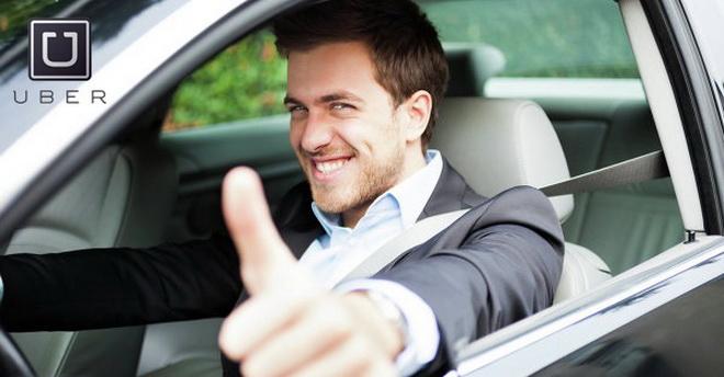 регистрация в такси uber