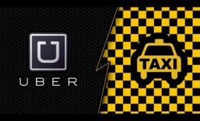 4 способа оформления заказа в такси Uber