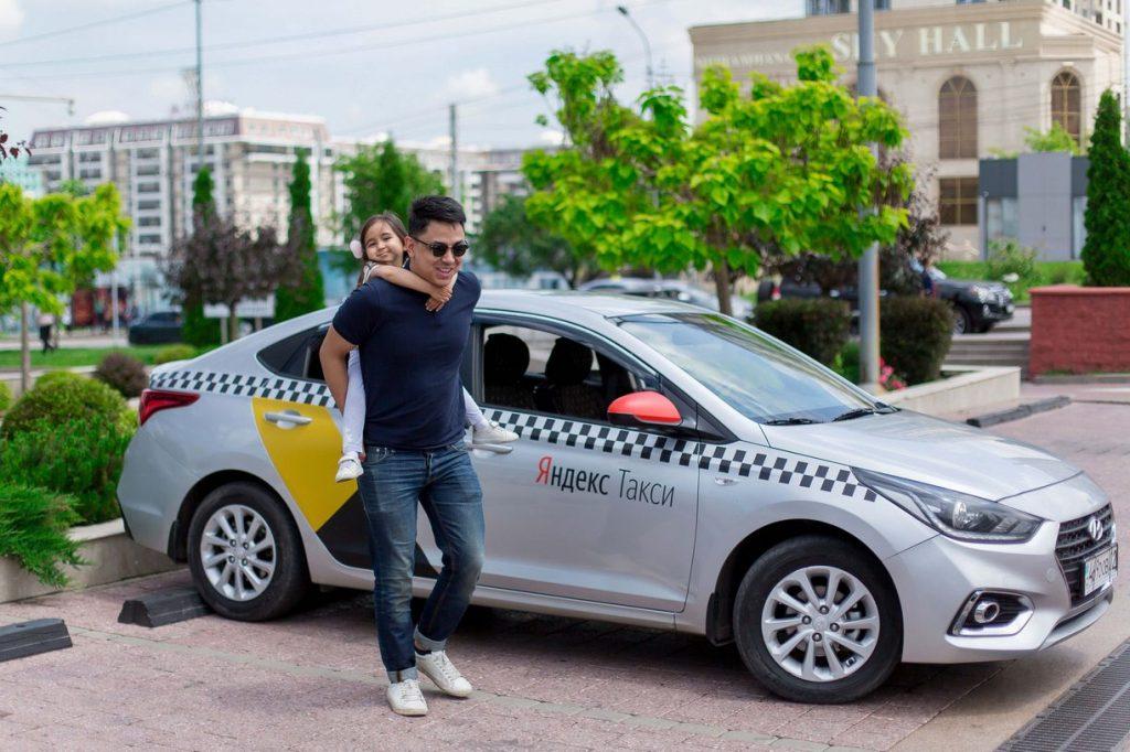 Такси казахстан