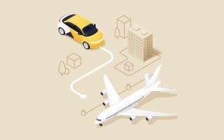 Порядок выполнения заказов Яндекс Такси в аэропортах